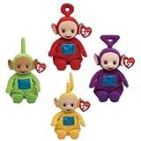 TY Beanie Baby - Teletubbies Set of 4 (Dipsy, Laa Laa, Po & Tinky Winky) [Toy]