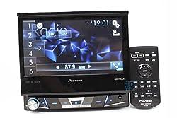 See Pioneer AVHX7700BT 7-Inch FLIPOUT/BT/DVD/USB/AUX/NAV R Details