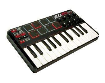 Akai MPK Mini MIDI USB Keyboard Controller