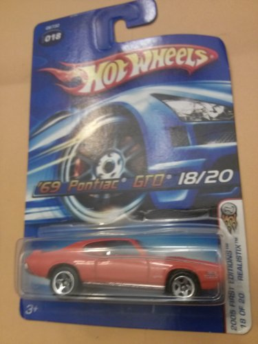 Hot Wheels 2005-018 First Edition 18 of 20 Realistix