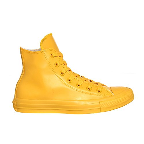 Converse Unisex Chuck Taylor Rubber Rain Boot Sneaker Wild Honey (9 Men/Women 11)