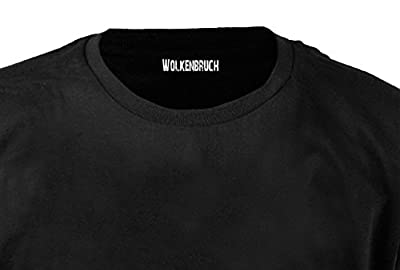 Wolkenbruch® T-Shirt Life always has two Sides., Gr.S - XXXXXL
