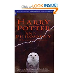 Harry Potter and Philosophy: If Aristotle Ran Hogwarts by David Baggett,&#32;Shawn E. Klein and William Irwin