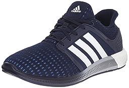 adidas Performance Men\'s Solar Boost M Running Shoe,Collegiate Navy/White/Collegiate Royal,9 M US
