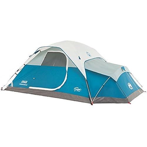 [해외] (콜맨) COLEMAN JUNIPER LAKE TENT 콜맨 쥬니파호 텐트 [병행수입품] DOLZIKGOO