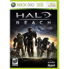 Xbox 360 HALO REACH XBOX 360 ENG 1 LICSNTSC DVD SD 9/14 (Video Game / XBOX 360 & Xbox)