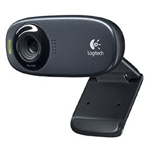 Logitech 720p Webcam