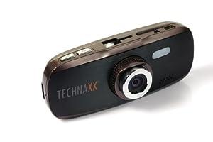 Technaxx TX-14 CarHD Autokamera (12 Megapixel, 4-fach dig. Zoom, 6,8 cm (2,7 Zoll) Display, Full HD)