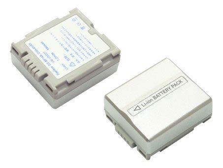 Ersatz-Akku für Hitachi CGA-DU06, NV-GS37, NV-GS320EG-S, VDR-D230, CGA-DU07, NV-GS180, DZ-HS300E, NV-GS320, NV-GS60, NV-GS70, DZ-BP7S, NV-GS10, NV-GS250, NV-GS300, NV-GS500, DZ-HS301E, NV-GS230, CGA-DU07E/1B, VDR-D250, NV-GS27, DZ-HS300A, CGR-DU06, DZ-BP07PW