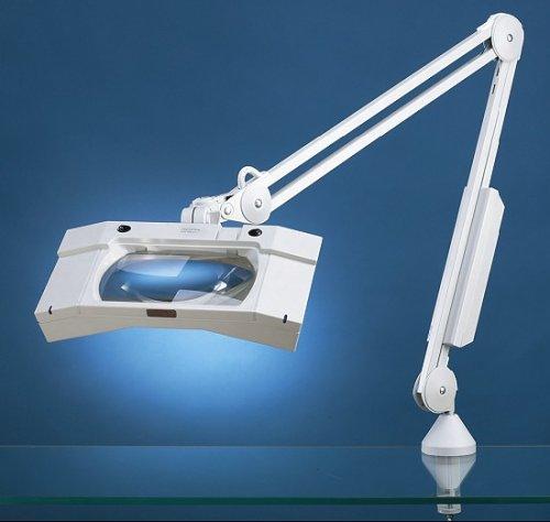 Luxo - 17845 Bk - Magnifier, Inspection, Illuminated By Materro(Tm)