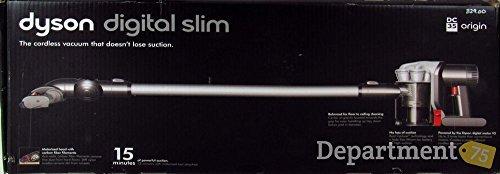 Dyson Dc35 Origin White Digital Slim Cordless Vacuum by Dyson (Dyson Dc35 White compare prices)