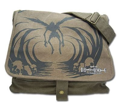 Messenger Bag: Death Note - Ryuk