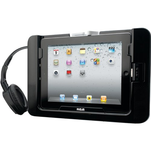 Rca Rpd663 Mobile Sound System For Ipad