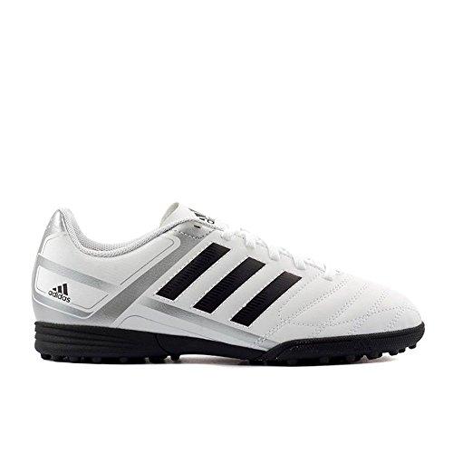 Adidas - Puntero IX TF J - Color: Argento-Bianco - Size: 38.6