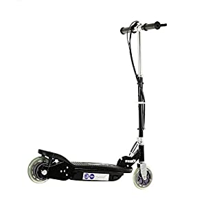 AirWave Electric Scooter - Black, Ride on Electric Scooter, Rechargeable Battery