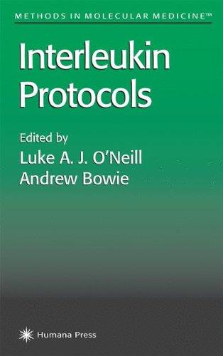 白细胞介素协议 (分子医学的方法)