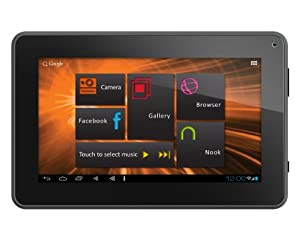 Emerson EM744BK 7.0-Inch 4 GB Tablet (Black)