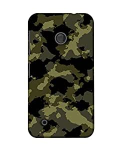 Pick Pattern Back Cover for Nokia Lumia 530
