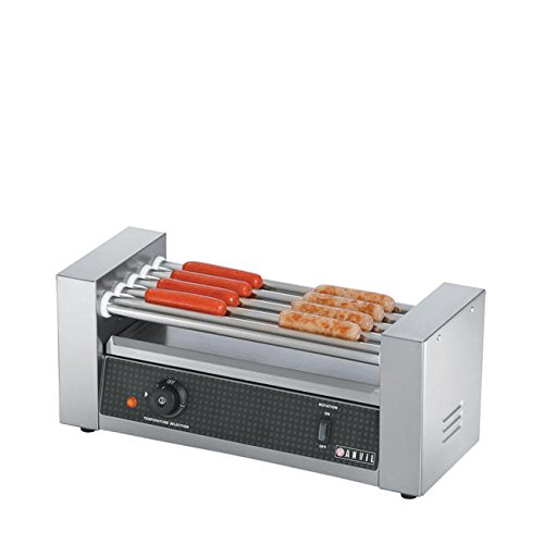 The Vollrath Company 18 Hot Dog Roller Grill (15-0433) Category: Hot Dog Cookers