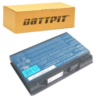 Battpit� Laptop / Notebook Battery Replacement for Acer Extensa 5230E (4400mAh / 49Wh)