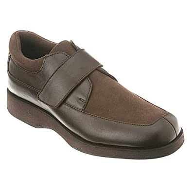 drew sabrina s velcro walking shoes brown