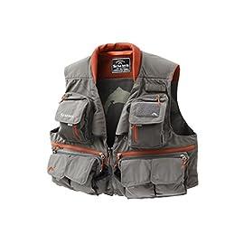 Simms Guide Vest (Gunmetal, XXL)