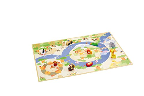 Sevi Puzzle Safari with Miniatures - 1