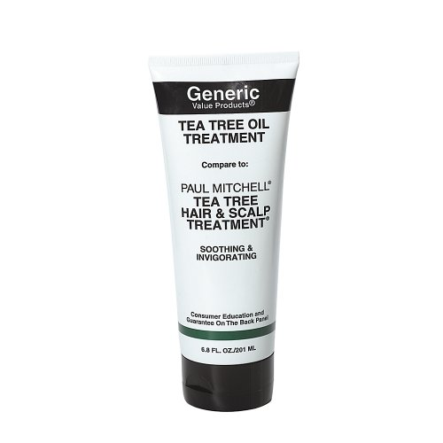 GVP Tea Tree Oil Treatment:Compare to Paul Mitchell