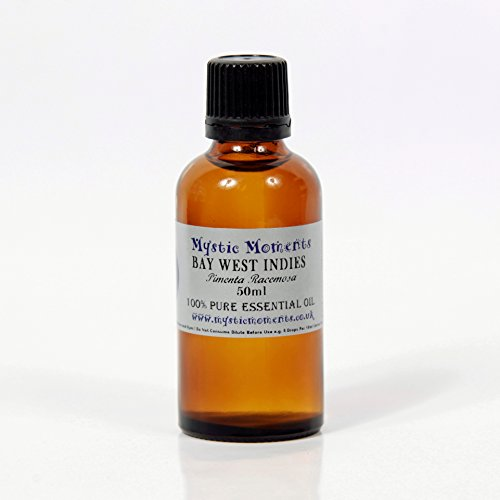 Bay West Indies Essential Oil 100% Pure - 50ml
