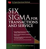 img - for [(Six Sigma for Transactions and Service )] [Author: Parveen S. Goel] [Dec-2005] book / textbook / text book