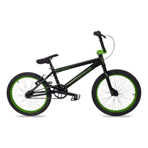Dk Sentry Bmx Bike With Green Rims & FREE MINI TOOL BOX (fs)