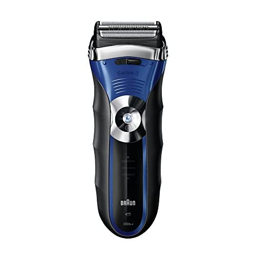 Braun Series 3 380 3080 Wet and Dry Electric Foil Shaver (Product colour may differ)