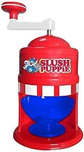 Smart Planet SP1SCM Slush Puppie Slushie Maker, Red