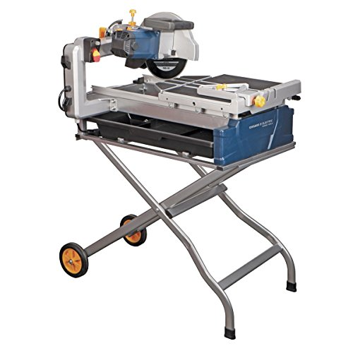 2.5 Horsepower 10 In. Industrial Tile/Brick Saw