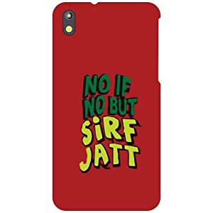 HTC Desire 816G Back Cover - Funny Designer Cases