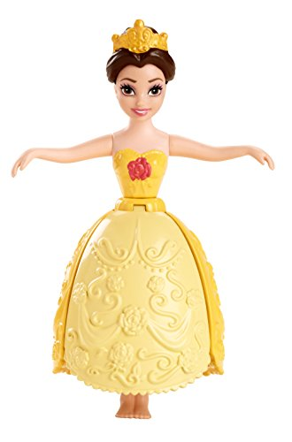 Disney Princess Little Kingdom Petal Float Princess Belle Doll - 1