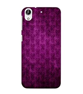 HTC DESIRE 626 S PATTERN Back Cover by PRINTSWAG