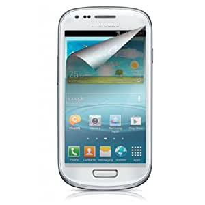 Accessory Master - Pack de 10 Films de Protection d'écran pour Samsung Galaxy S3 Mini