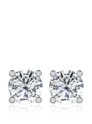 Friendly Diamonds Pendientes FDT6312W Oro Blanco