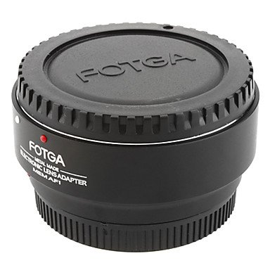 New Fotga Metal Electronic Lens Adapter For Canon Ef Ef-S Lens To Eos M Ef-Eos M