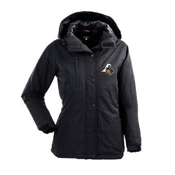 NCAA Purdue Boilermakers Trek Jacket Ladies by Antigua