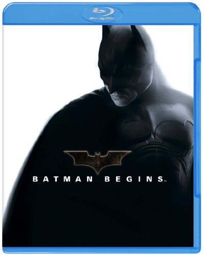 【初回生産限定スペシャル・パッケージ】バットマン ビギンズ [Blu-ray]