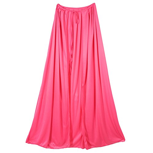 "SeasonsTrading 39"" Pink Cape ~ Halloween Costume Accessory"