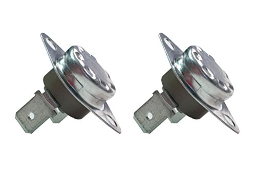 2 x SAMSUNG DC47-00016A Dryer Thermostat Assembly (Samsung Dryer Dv56h9100eg compare prices)