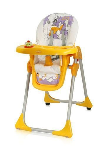 Lorelli YAM YAM baby feeding high chairs (Yellow Lambs)