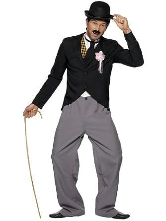 Charlie Chaplin Adult Costume (Men's Adult Medium)
