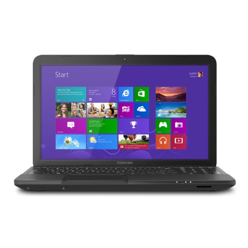 Toshiba Satellite C855D-S5340 15.6-Inch Laptop (Satin Black Trax)