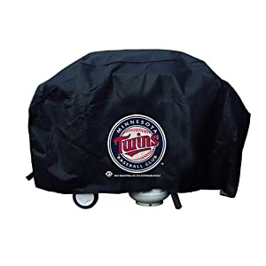 Minnesota Twins Deluxe Grill Cover by Rico