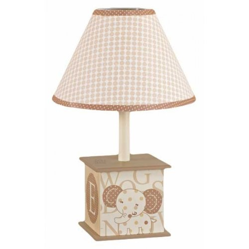 Cocalo Sweet Latte Lamp Base & Shade