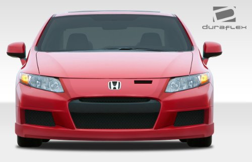 Front Bumper Cover For 2012-2013 Honda Civic Coupe w// fog lamp holes Primed